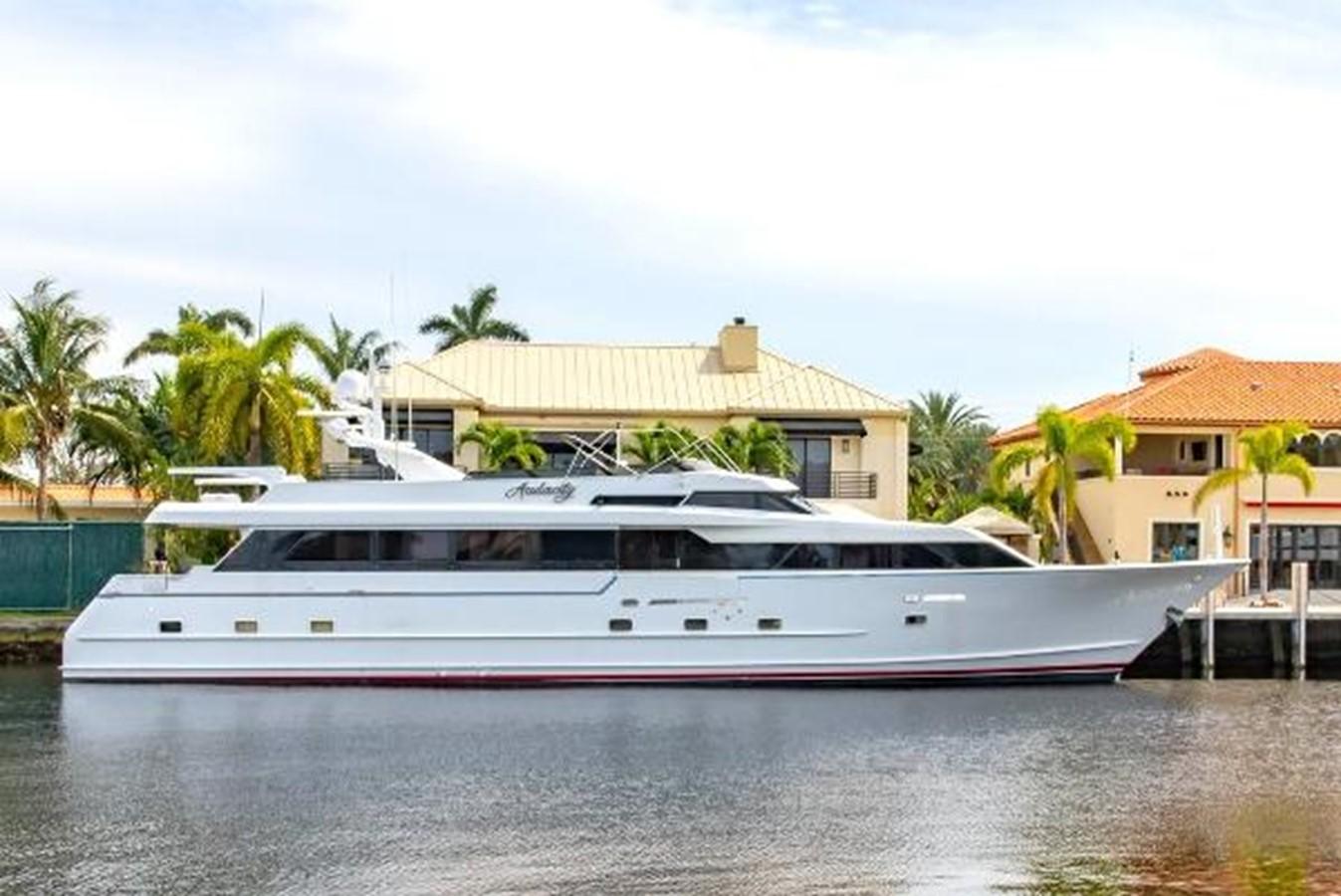 1990 BROWARD Raised Bridge Motor Yacht For Sale