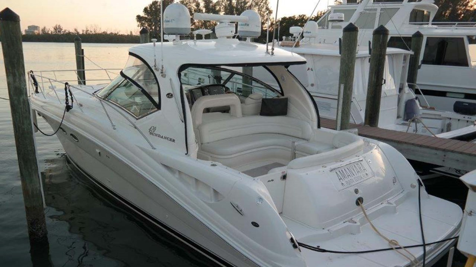 2004 SEA RAY 420 Sundancer For Sale