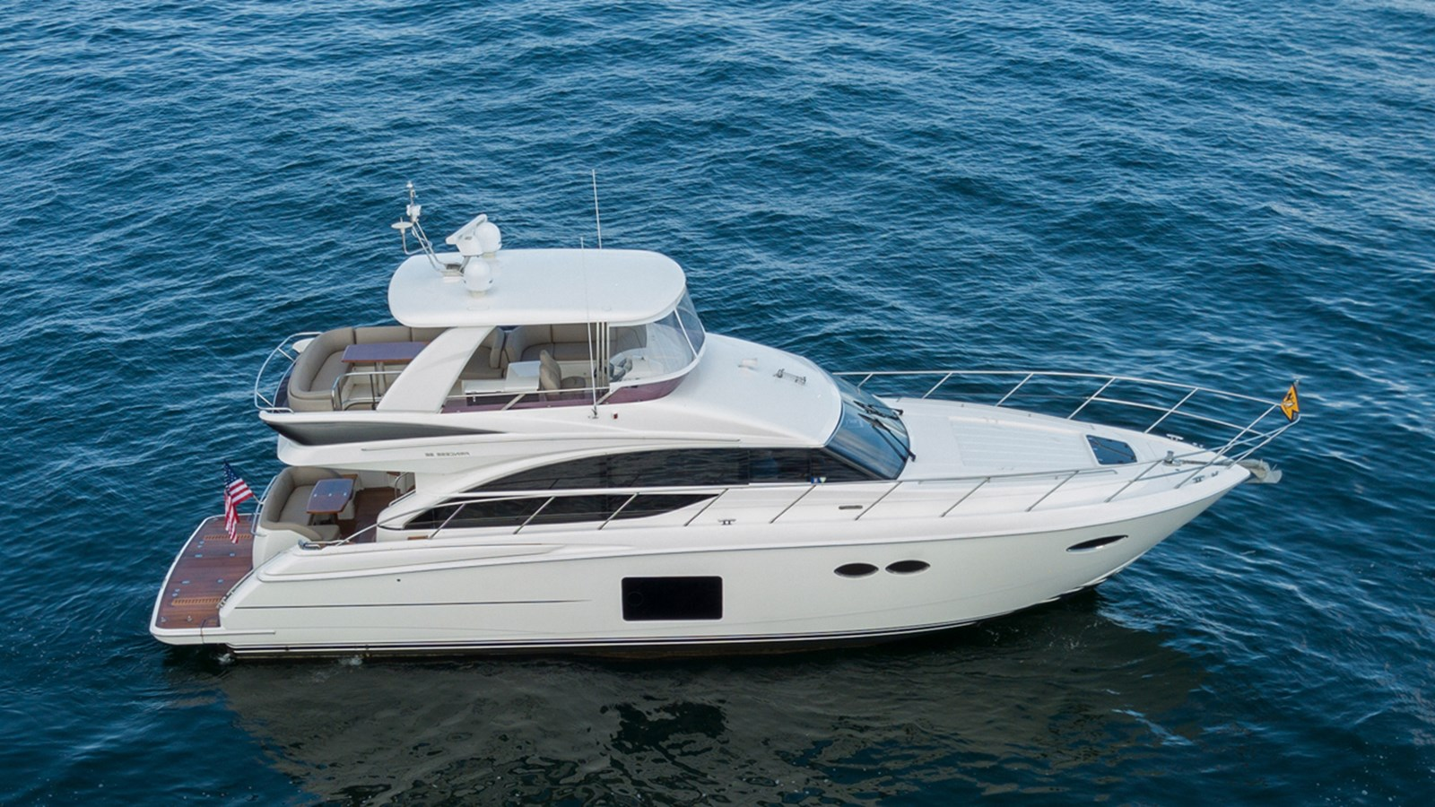 2014 PRINCESS YACHTS 56 Flybridge For Sale