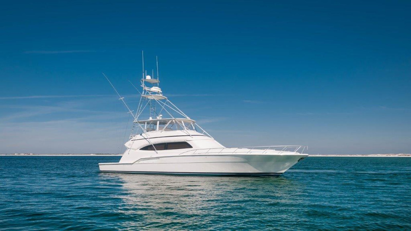 2003 BERTRAM 67 Convertible For Sale