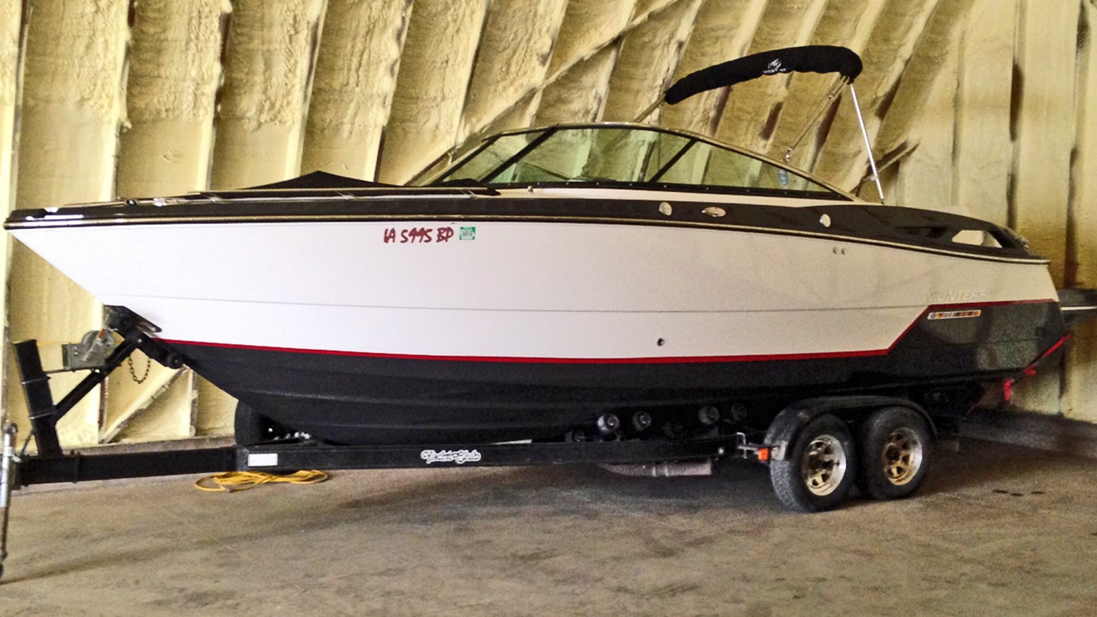 2015 MONTEREY 268 SS For Sale