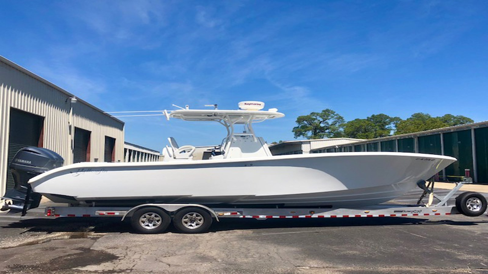 2014 YELLOWFIN 32 Center Console For Sale