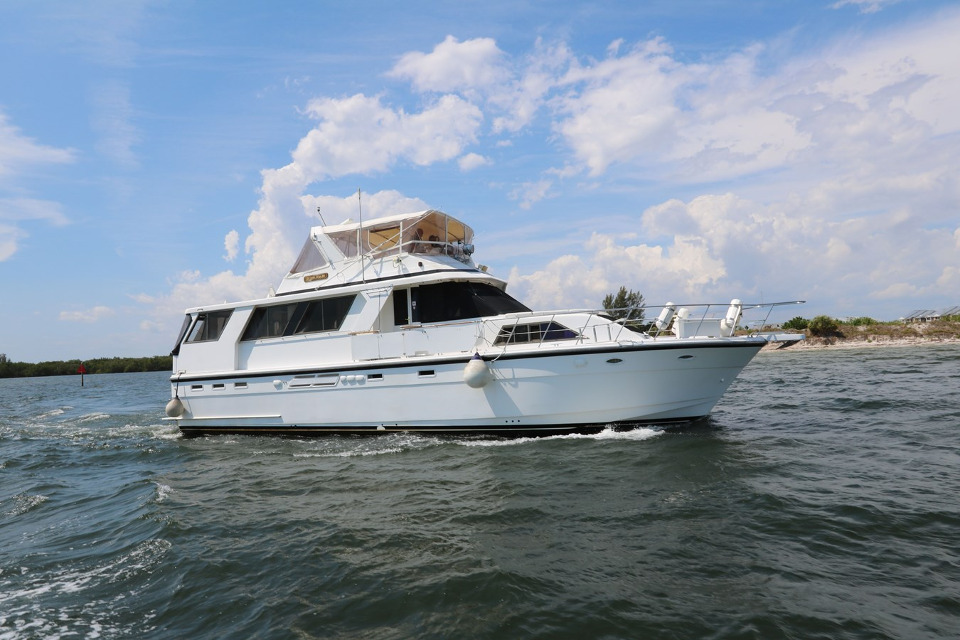1994 JEFFERSON Marquessa Extended Deckhouse For Sale