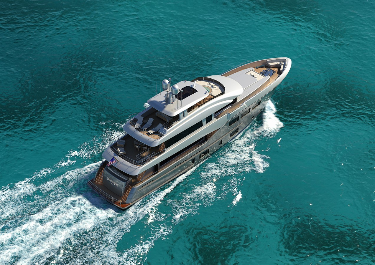 2020 BURGER Bugrer 122 Tri-Deck For Sale