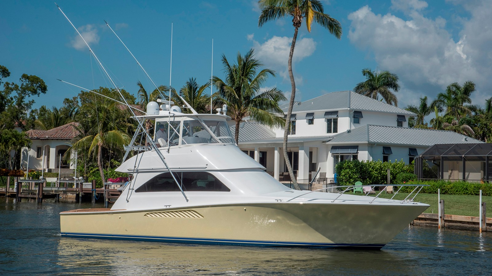 2004 VIKING 45 Convertible For Sale