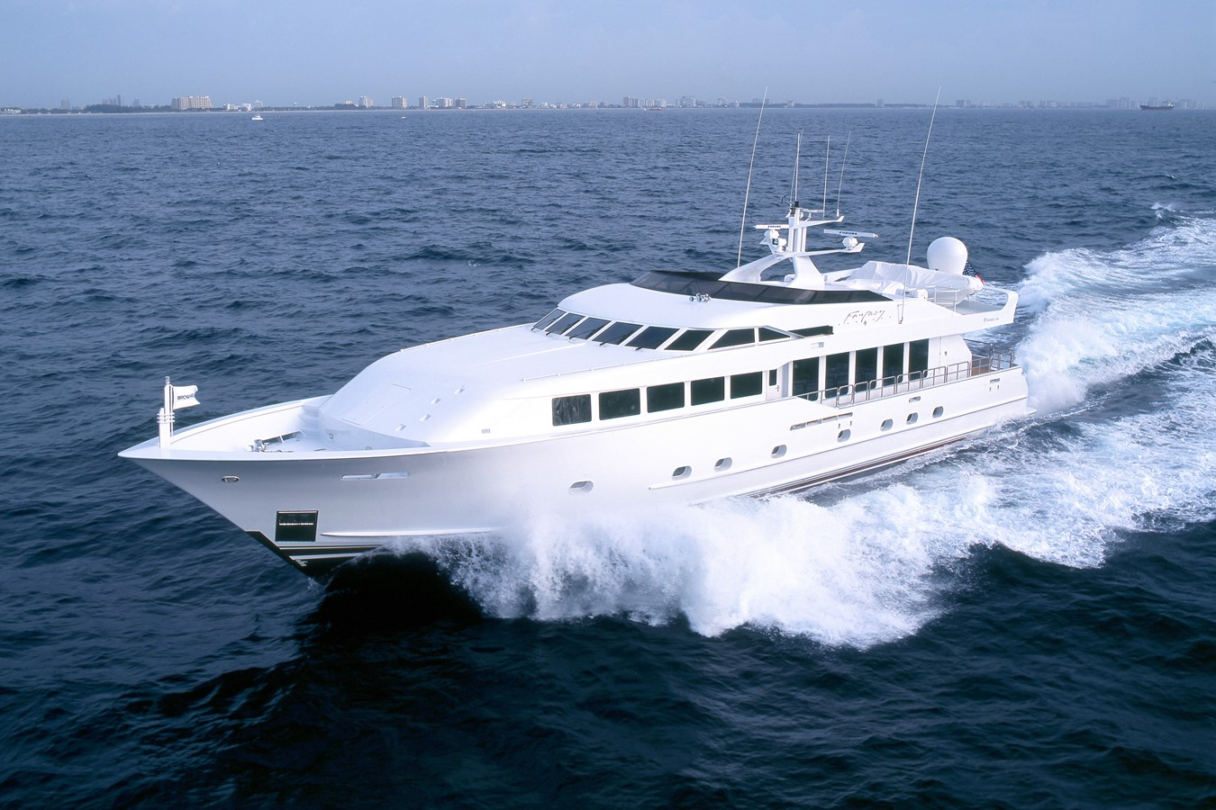 1993 BROWARD Raised Pilothouse MY For Sale