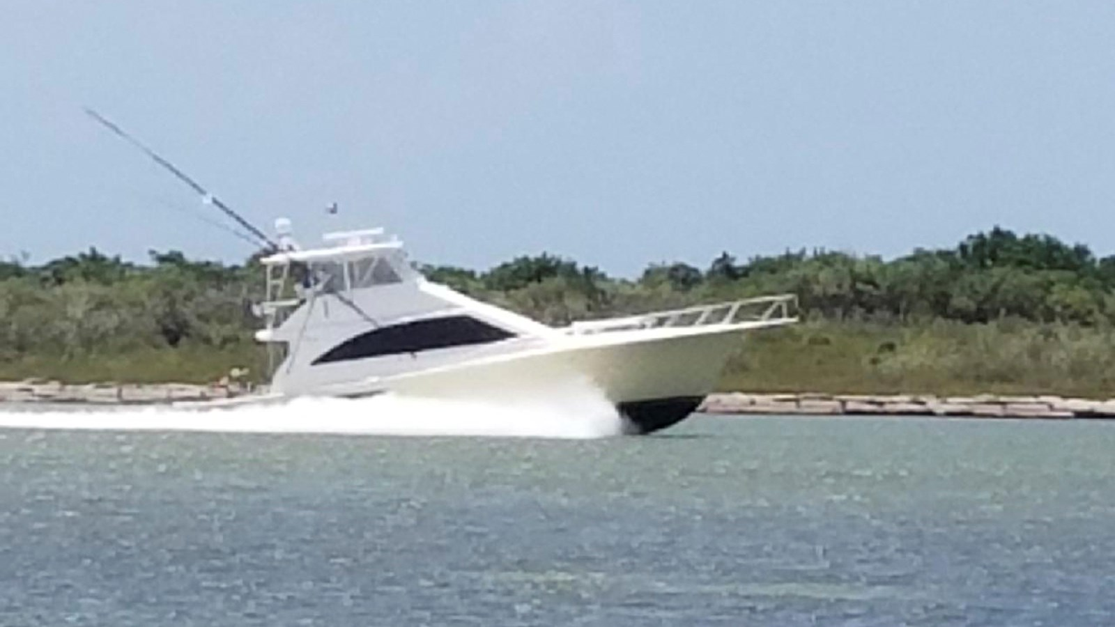 2000 Ocean Yachts 56 Super Sport For Sale