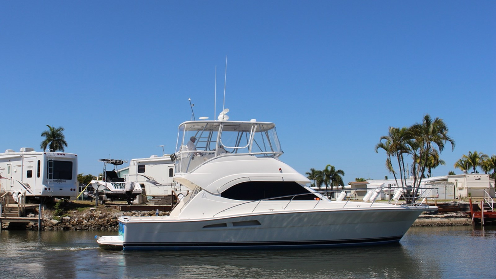 2008 RIVIERA 42 Convertible For Sale