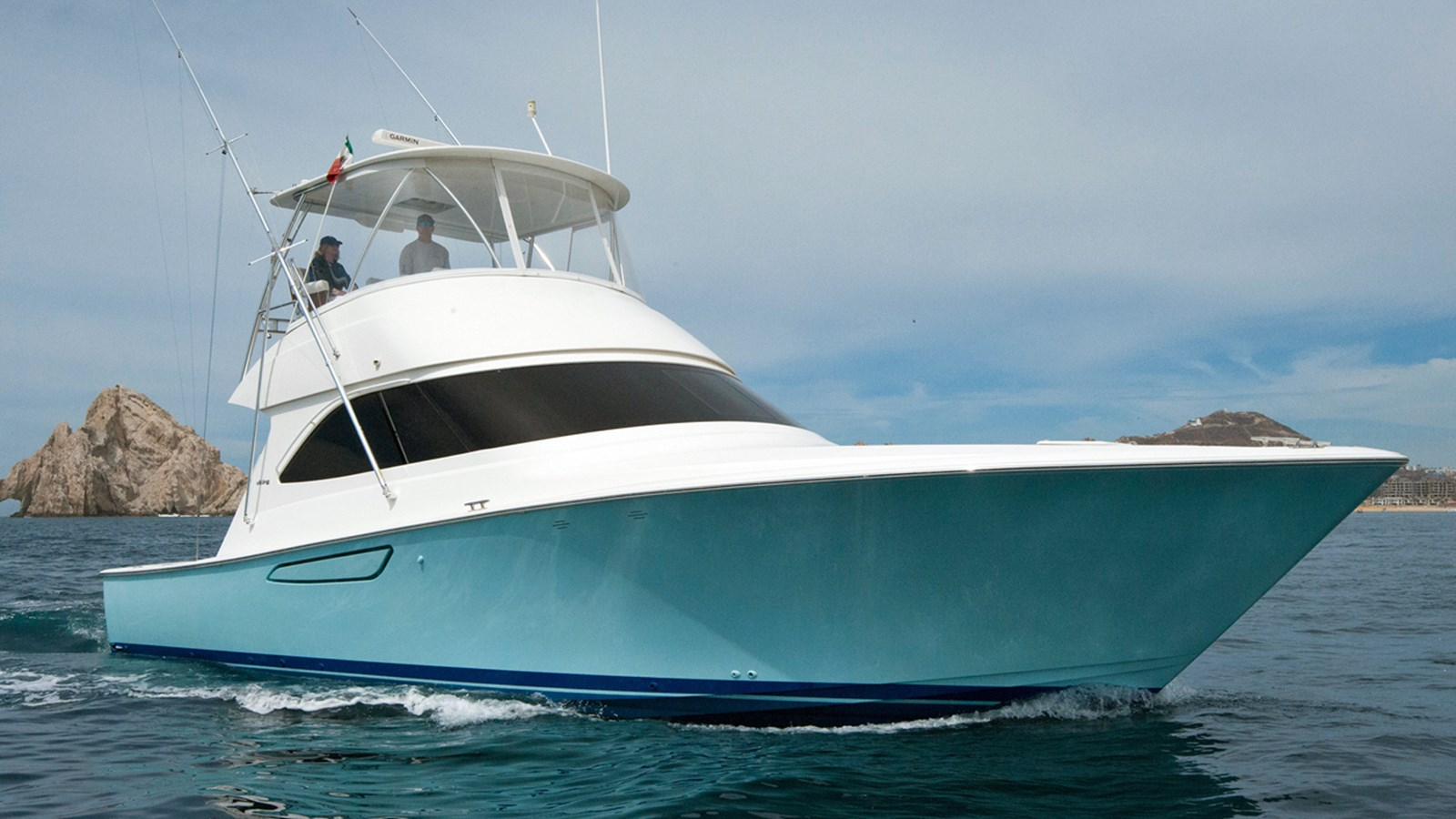 2013 VIKING 42 Convertible For Sale