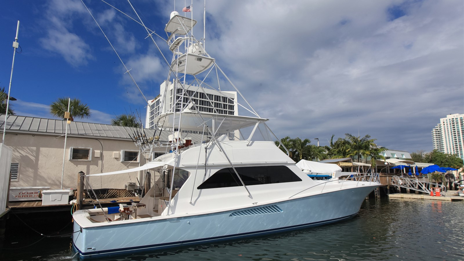 2000 VIKING 65 Convertible For Sale