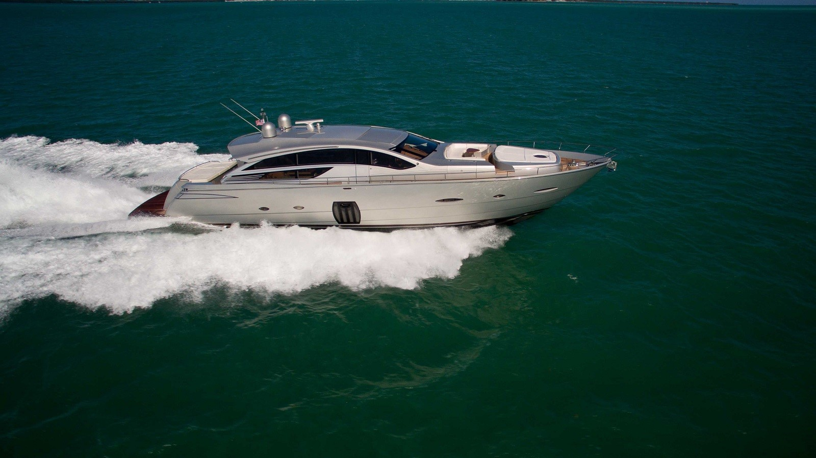 2010 PERSHING 80 For Sale