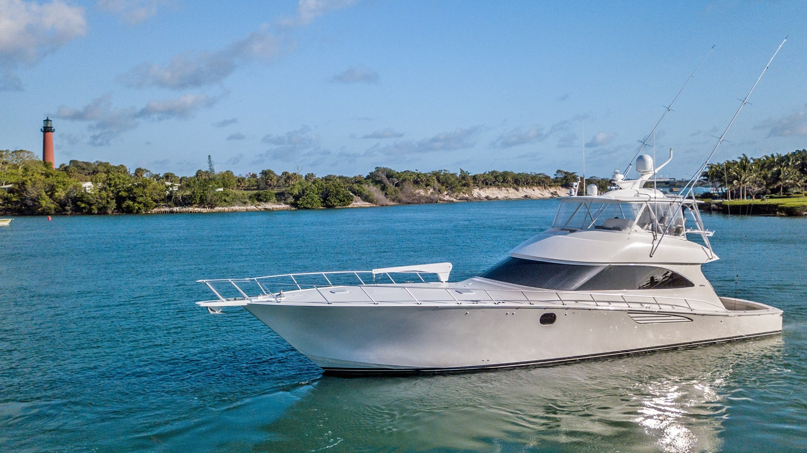 2014 VIKING 70 Convertible For Sale