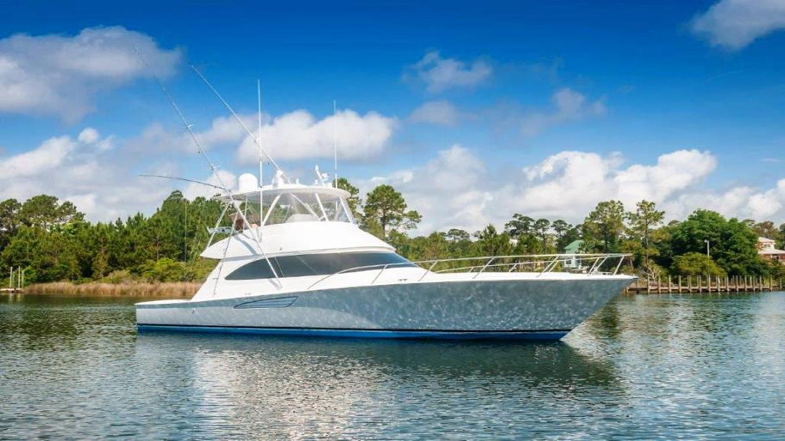 2017 VIKING 52 Convertible For Sale