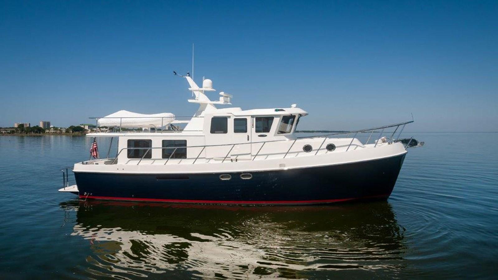 2007 AMERICAN TUG 41 Trawler For Sale