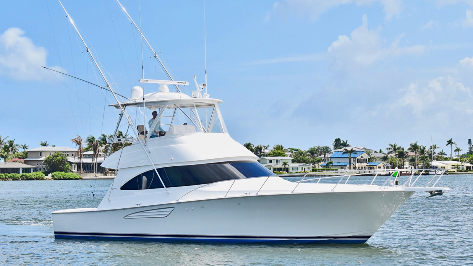 2018 VIKING 48 Convertible For Sale