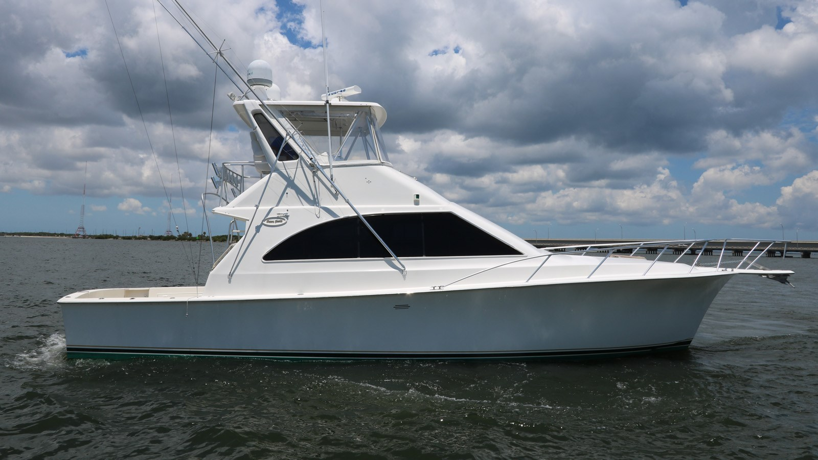 1996 Ocean Yachts 45 Convertible For Sale