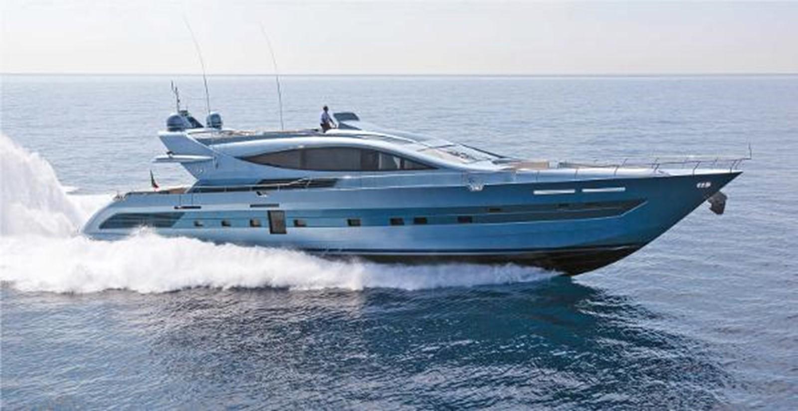 2016 Cerri Cantieri Navali CCN 102 FLYING SPORT For Sale