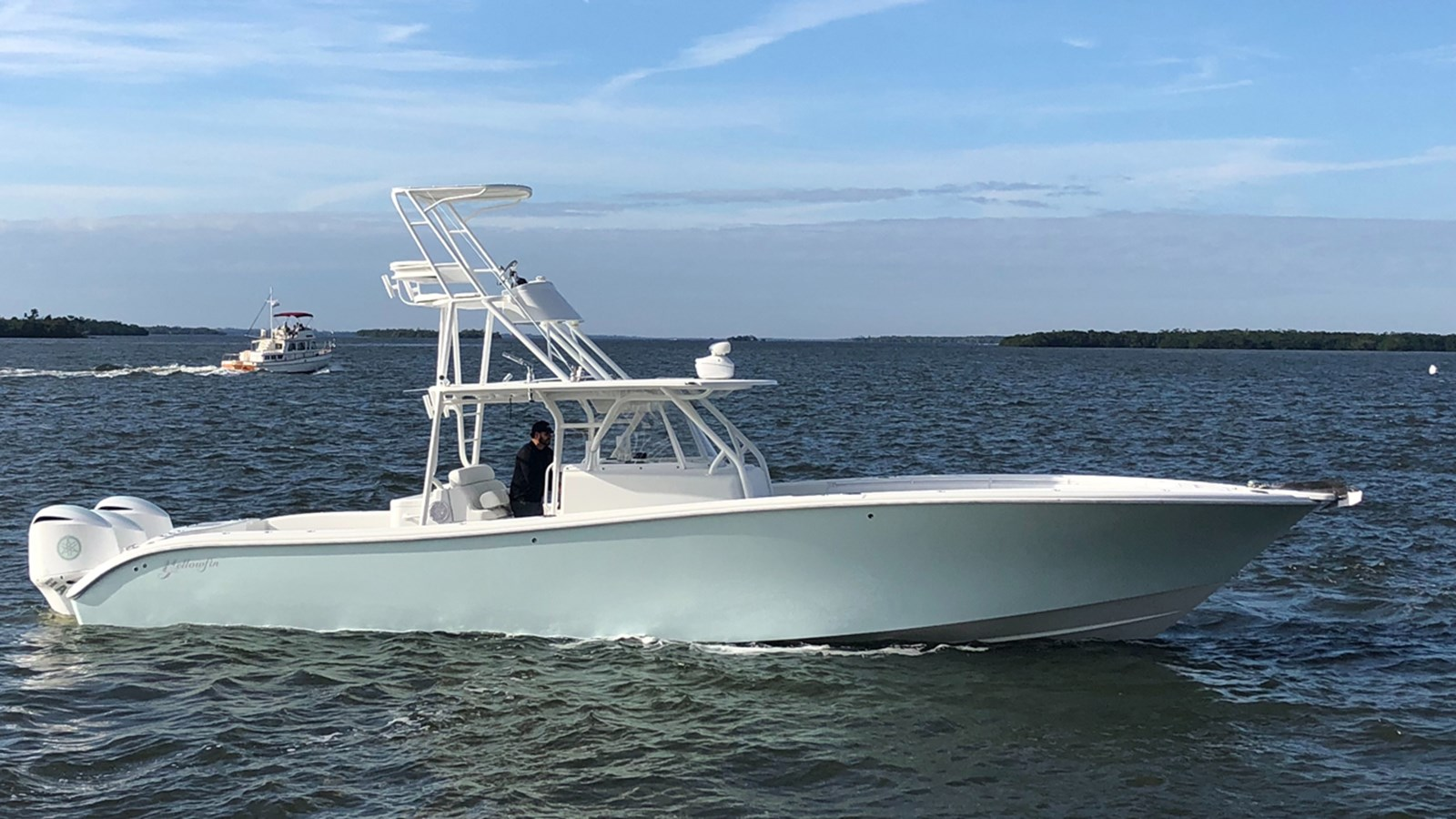 2013 YELLOWFIN 42 Center Console For Sale