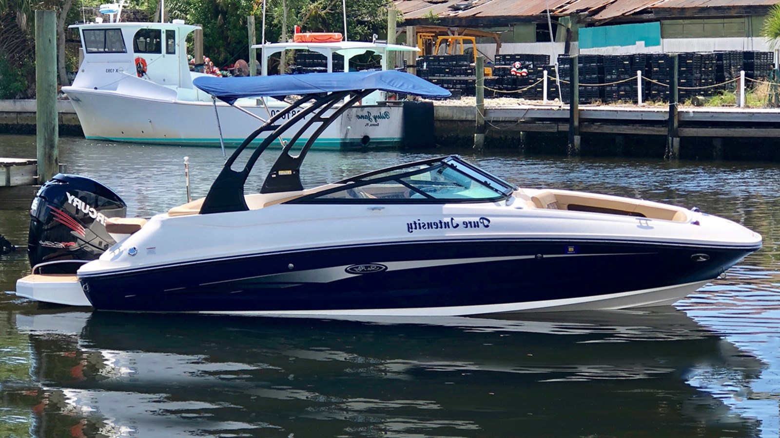 2017 SEA RAY 220 SDX For Sale
