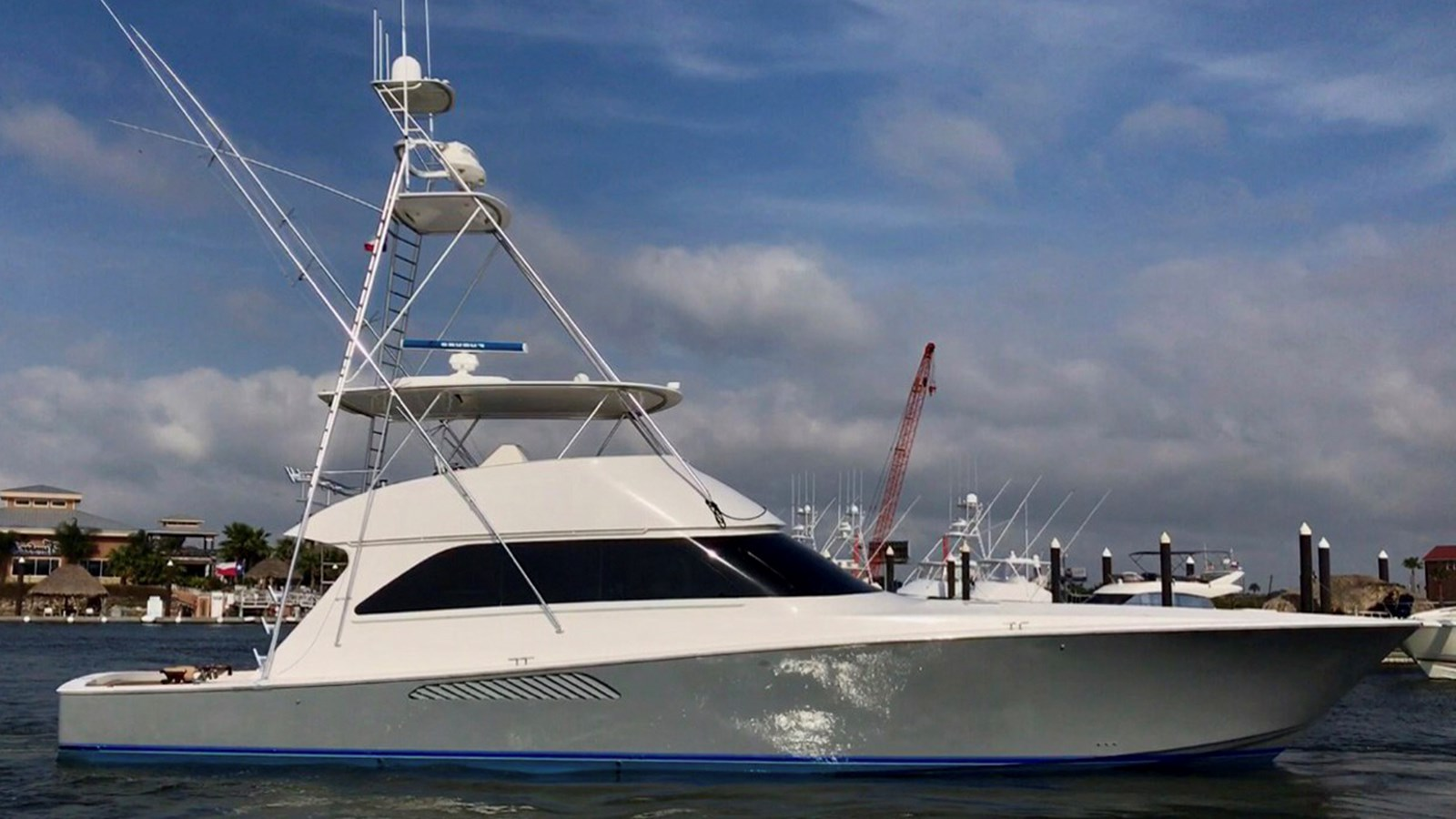 2006 VIKING 68 Convertible For Sale