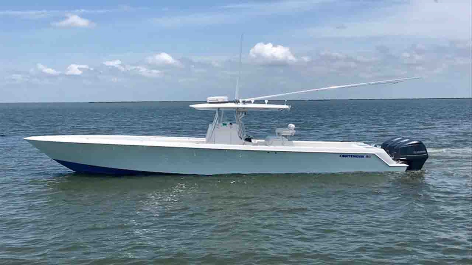2013 CONTENDER 35 ST For Sale