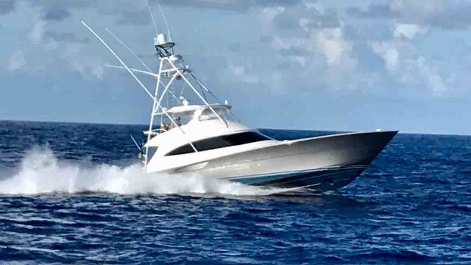 2018 VIKING 72 Convertible For Sale