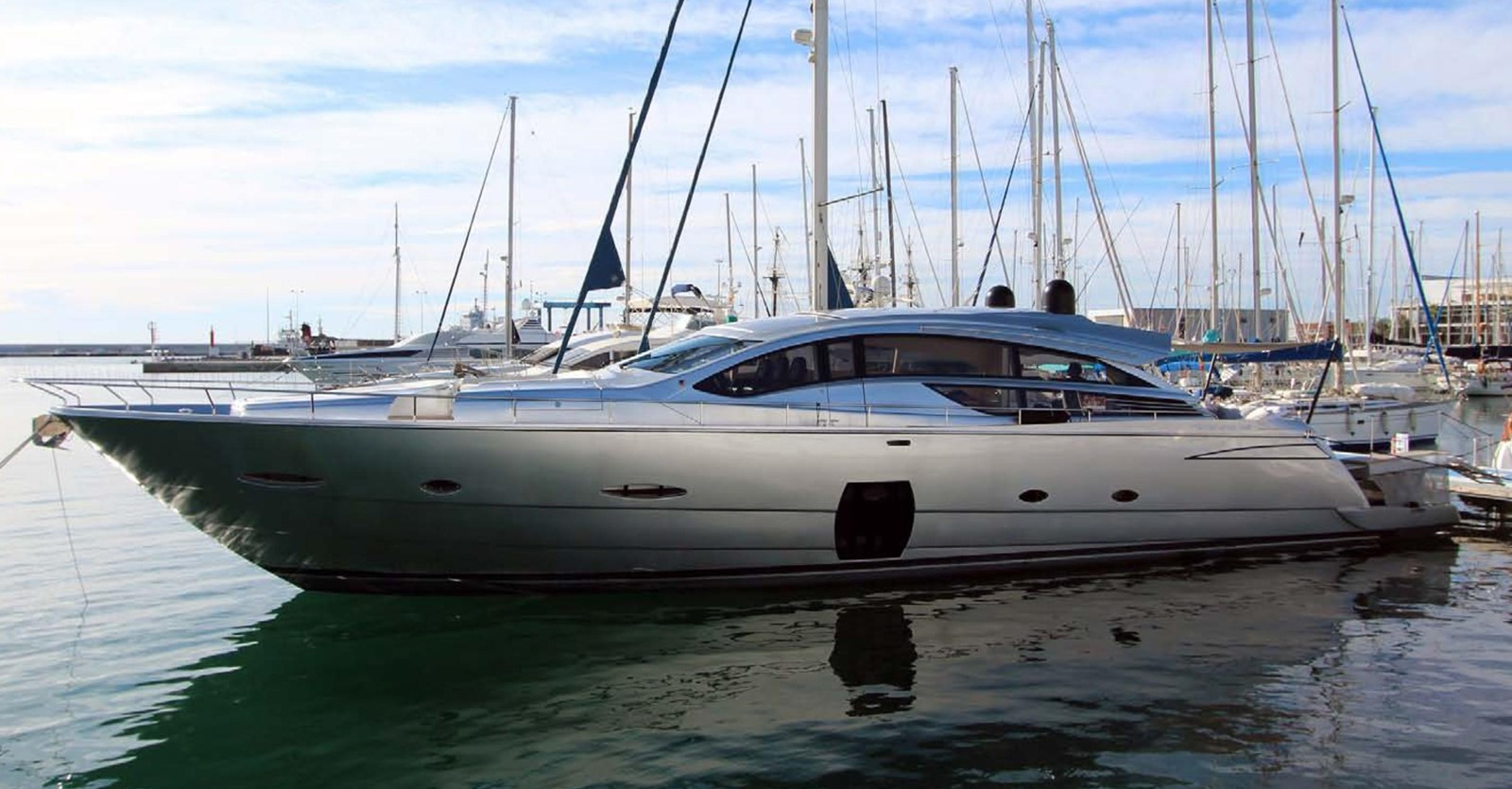 2008 Pershing 80 For Sale