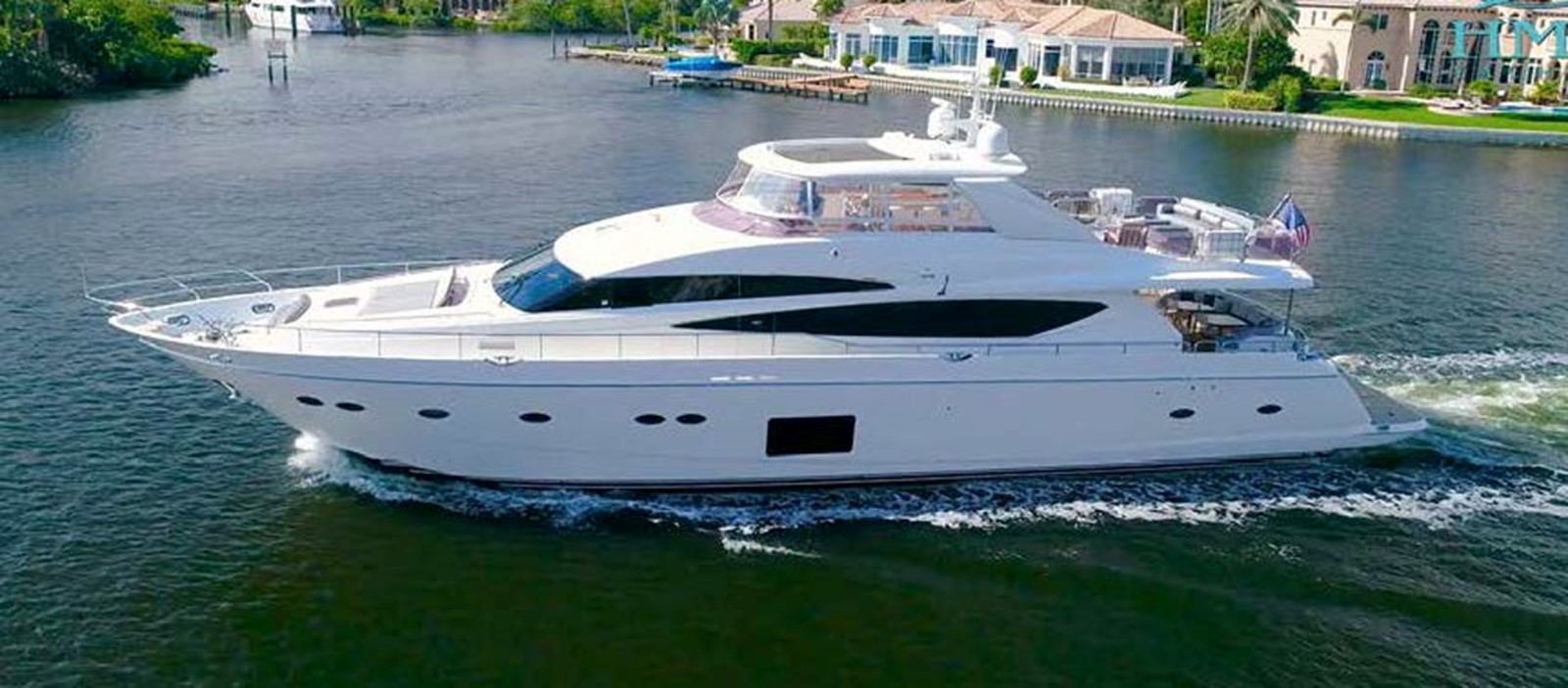 2011 PRINCESS YACHTS Motor Yacht For Sale
