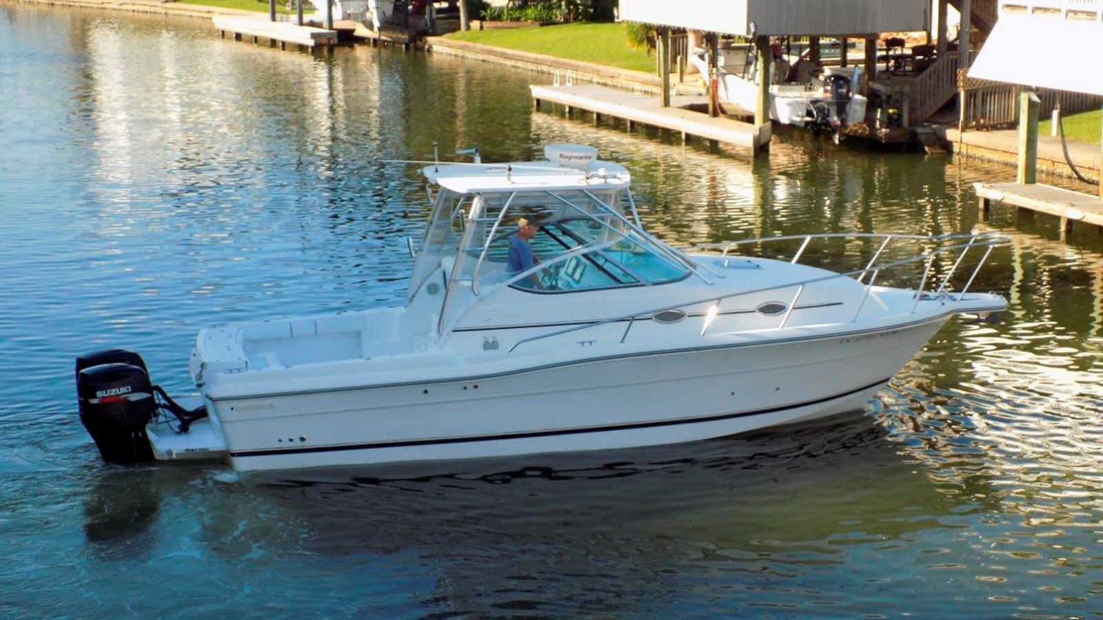 2007 STAMAS 32 Express For Sale