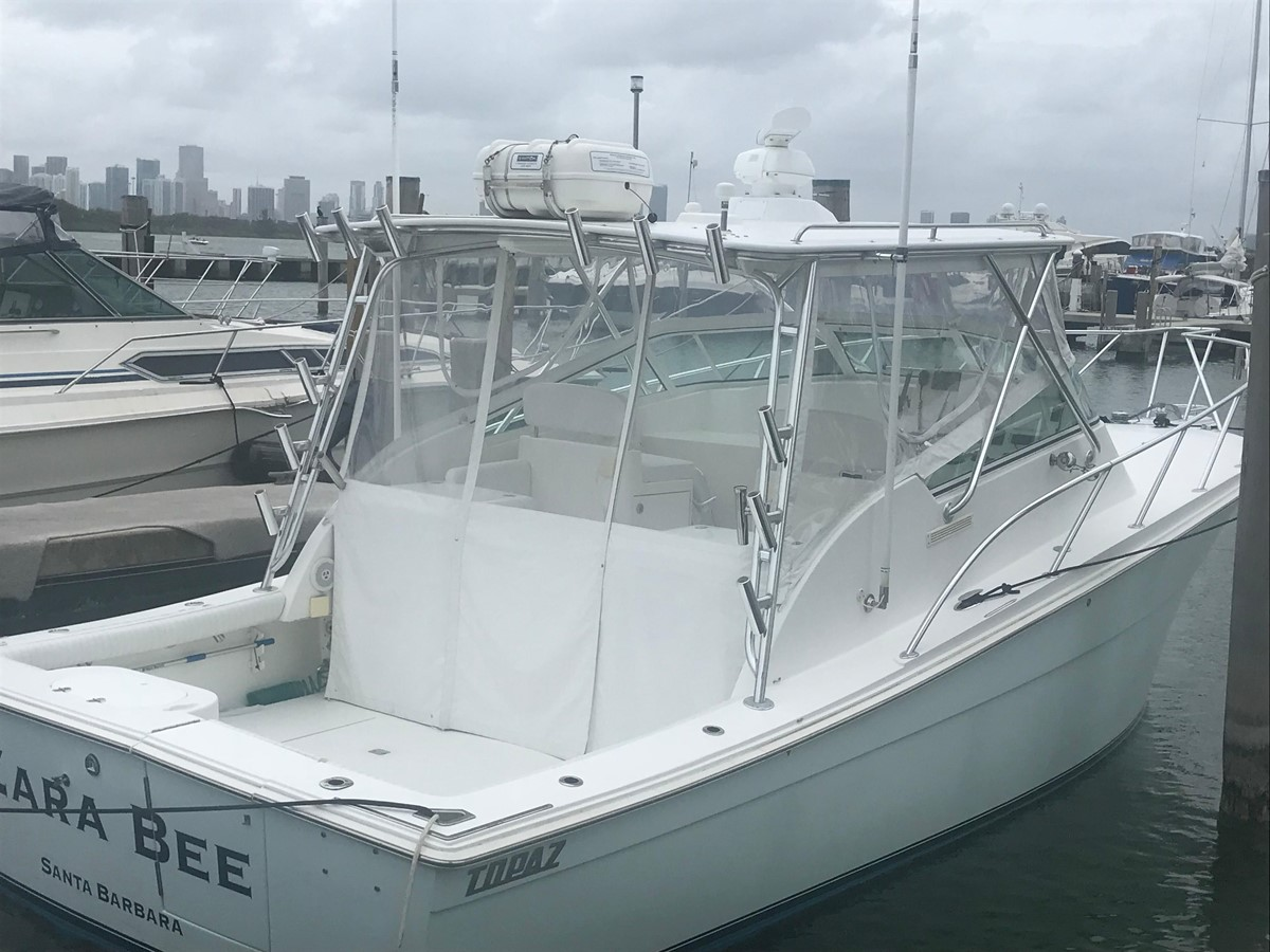 2004 Topaz Express Sports Fish For Sale