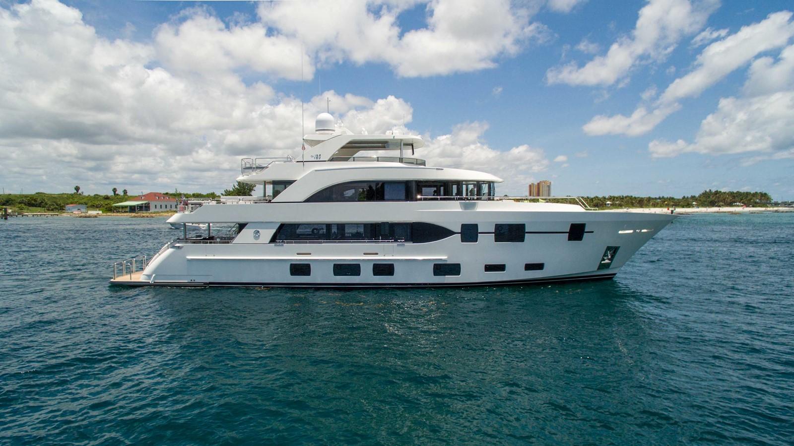 2017 OCEAN ALEXANDER Tri Deck Motor Yacht For Sale