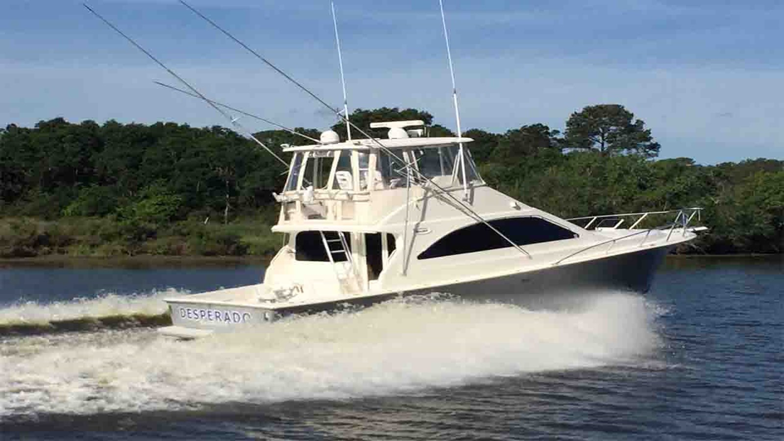 2002 Ocean Yachts 43 Convertible For Sale