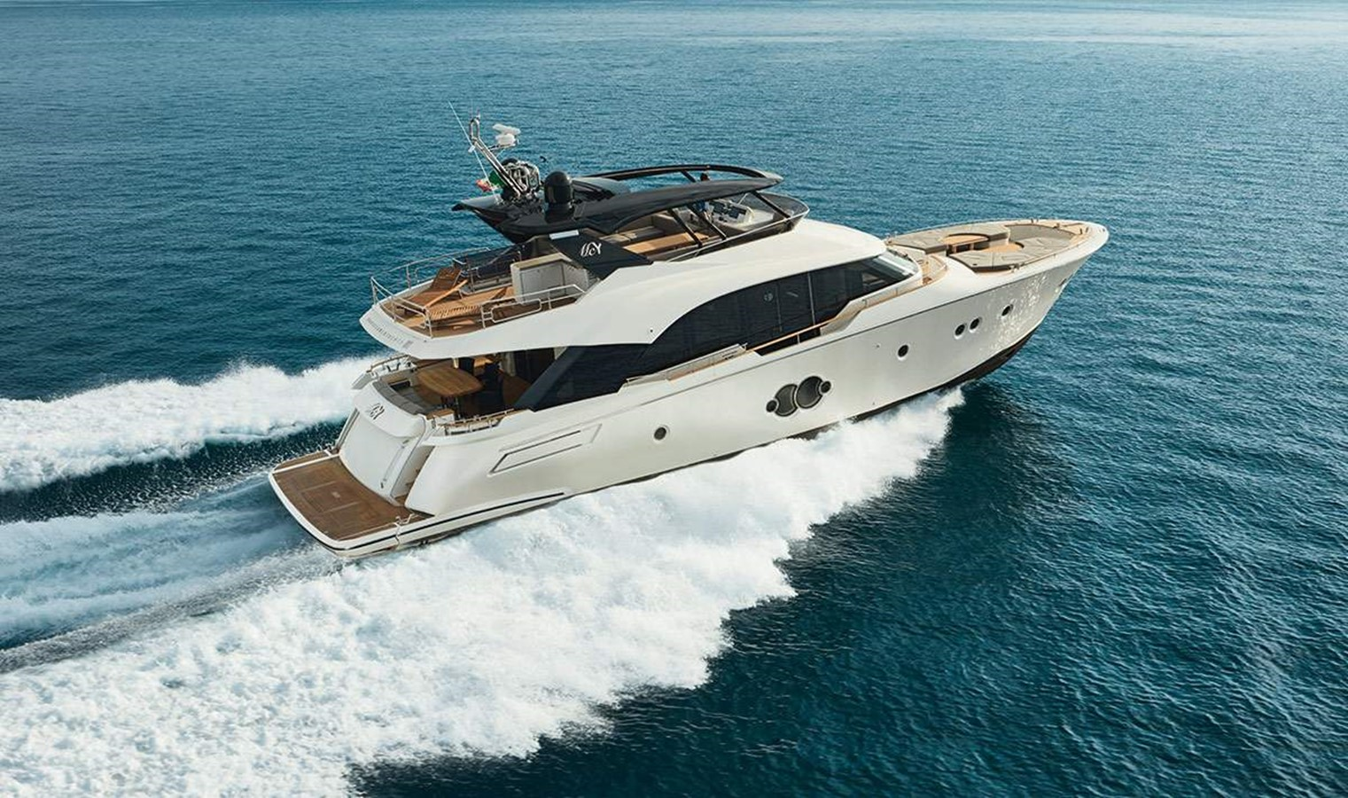 2018 MONTE CARLO YACHTS MCY 80 For Sale