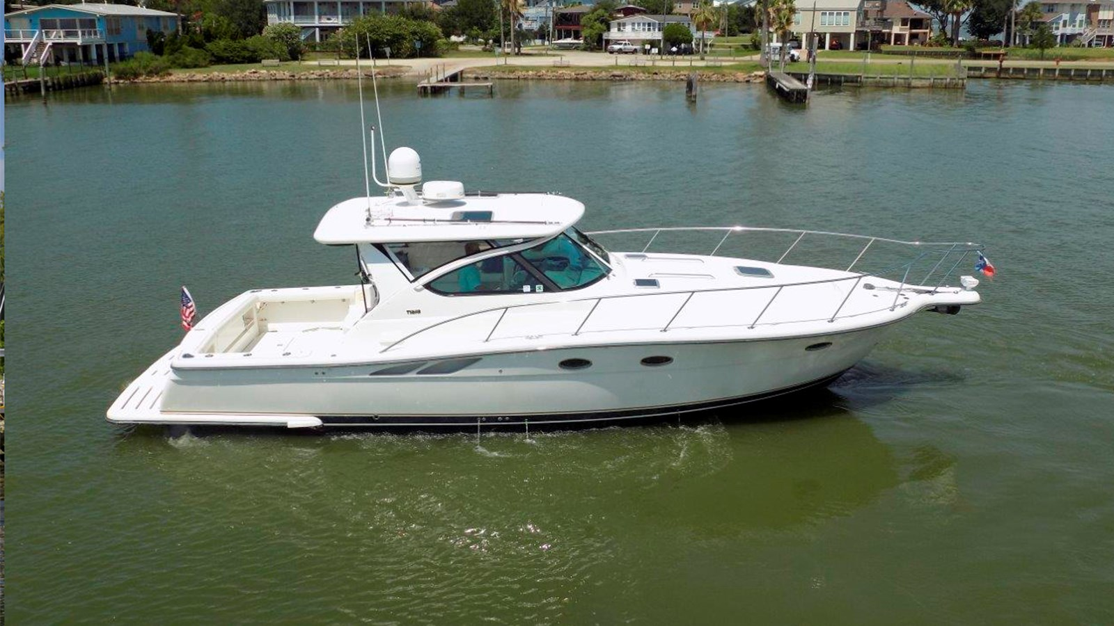 2003 TIARA 3800 Open For Sale
