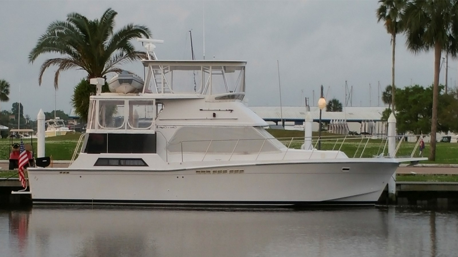 1989 CHRIS CRAFT 480 Catalina For Sale