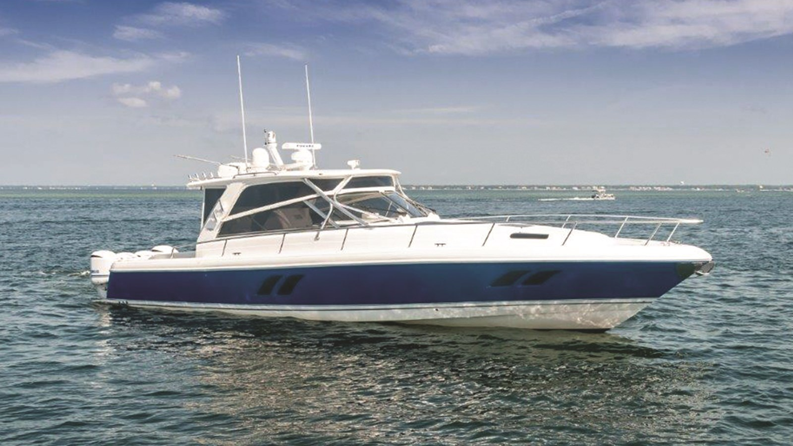 2010 INTREPID 475 SPORT YACHT For Sale