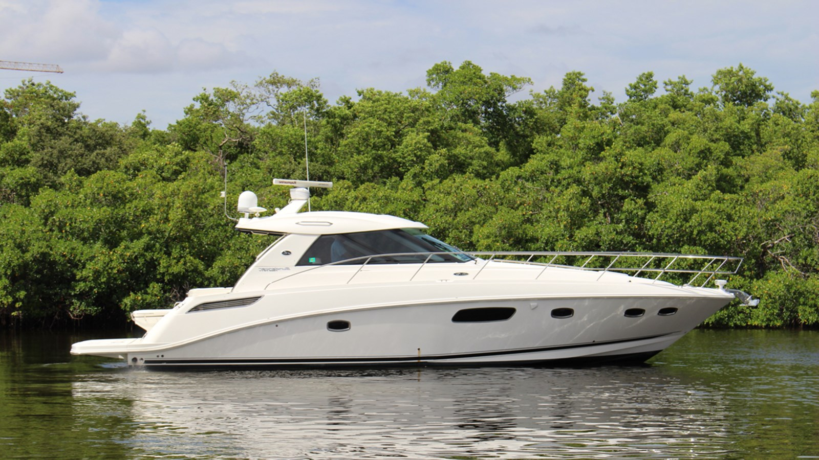 2010 SEA RAY 450 Sea Ray For Sale