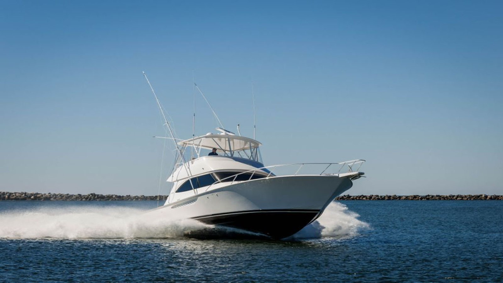 2014 VIKING 46' Convertible For Sale