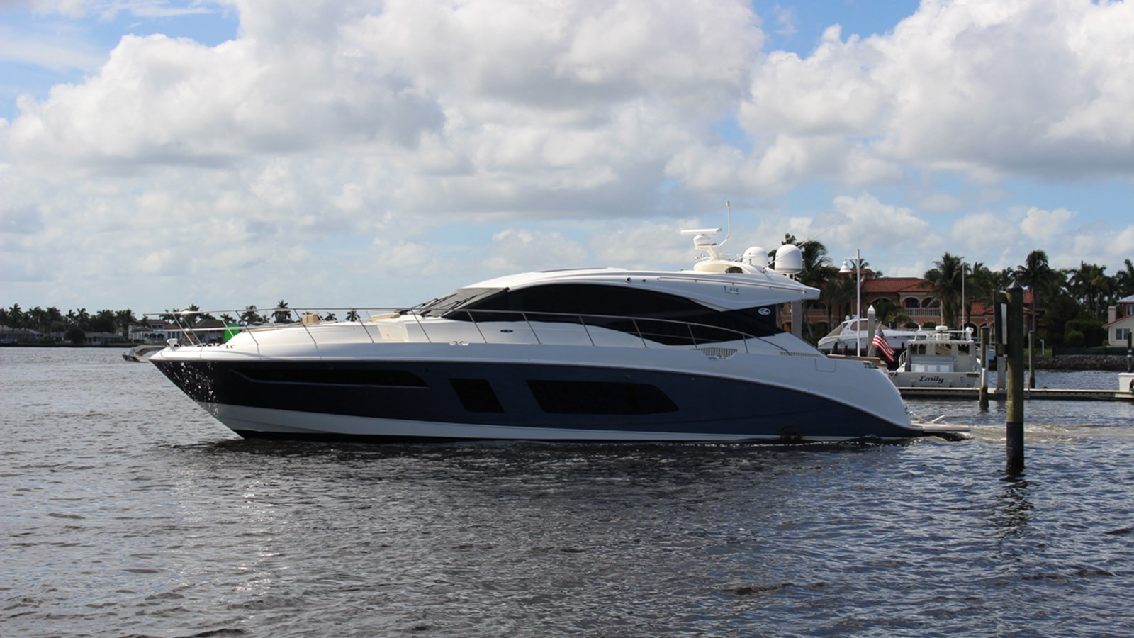 2016 SEA RAY L650 Express For Sale
