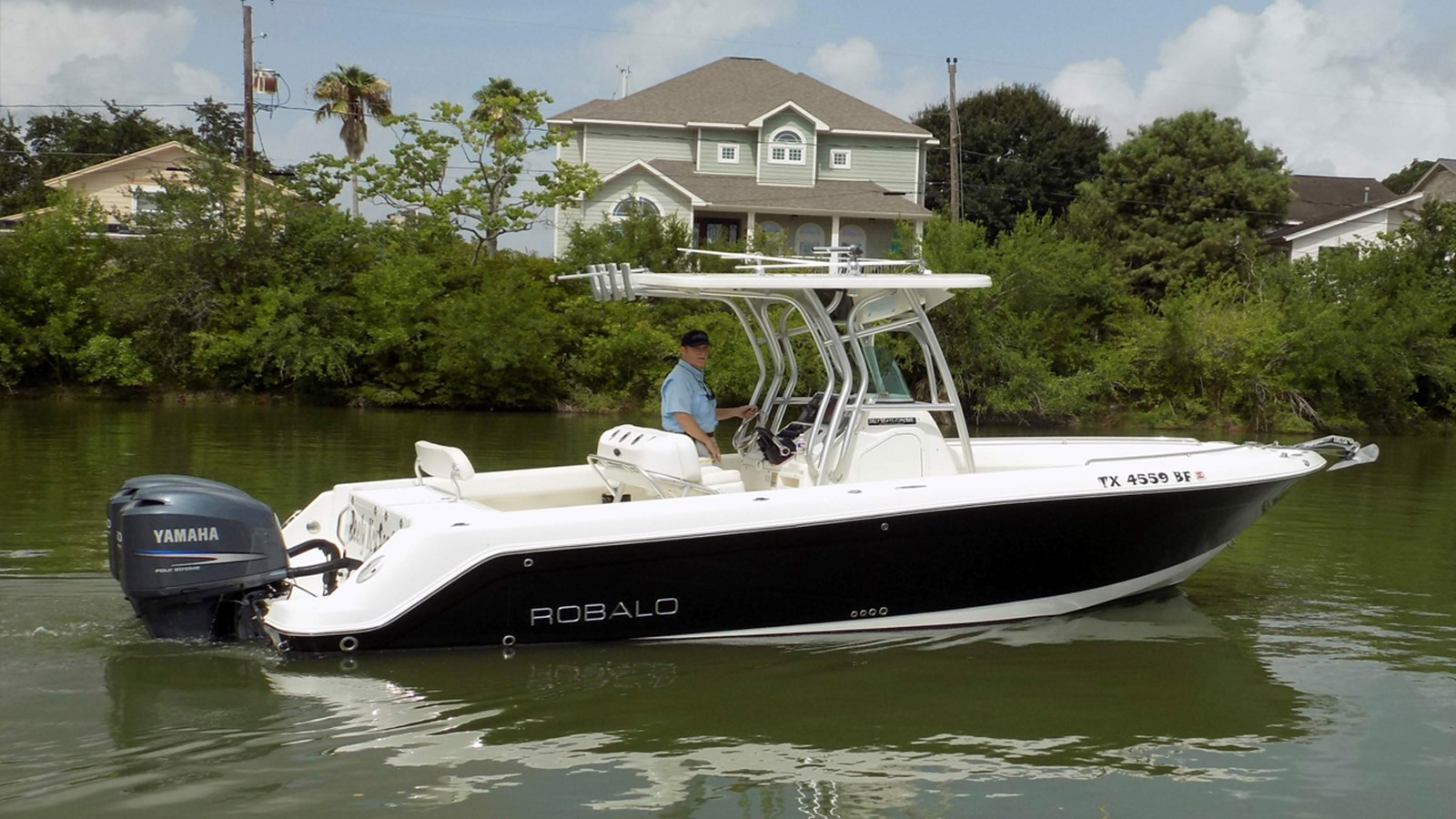 2008 ROBALO R260 For Sale