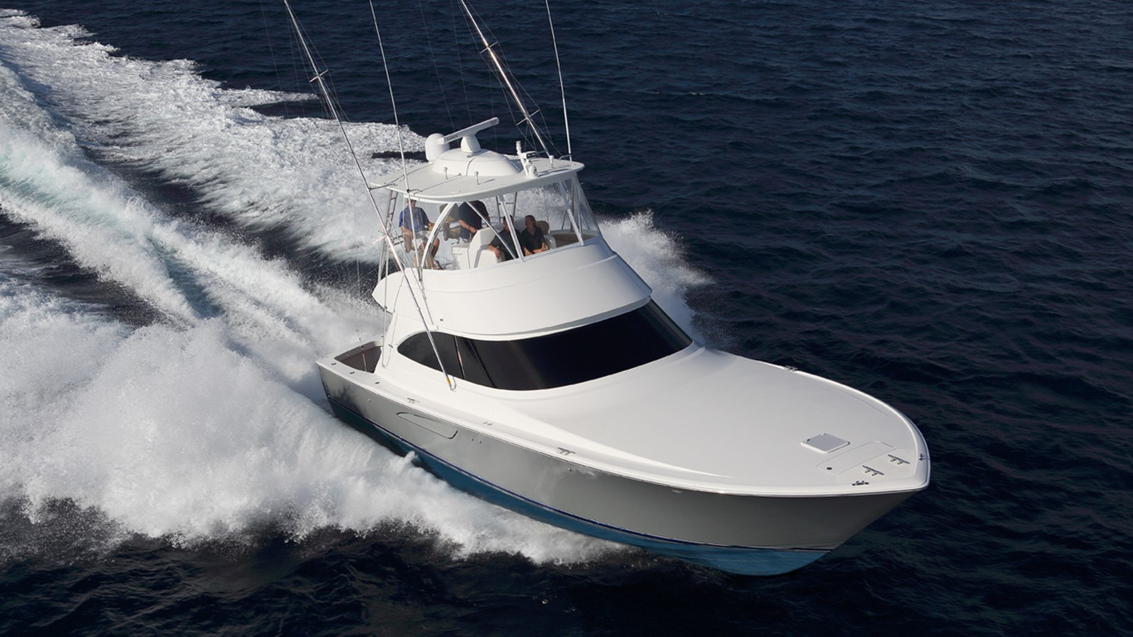 New Viking 48 Convertible Yachts For Sale