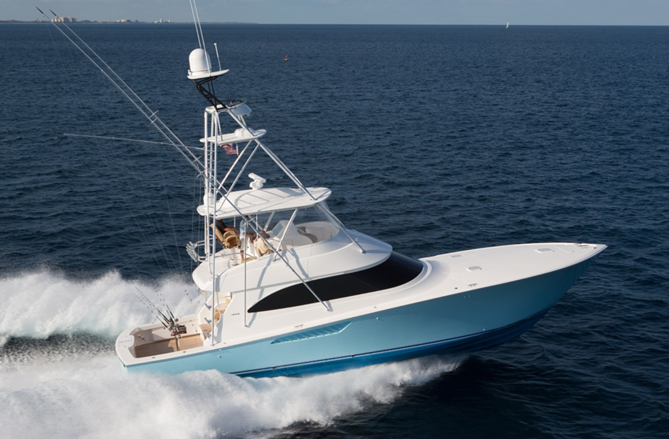 New viking 55 convertible yacht for sale galati yacht sales for Viking fishing boats