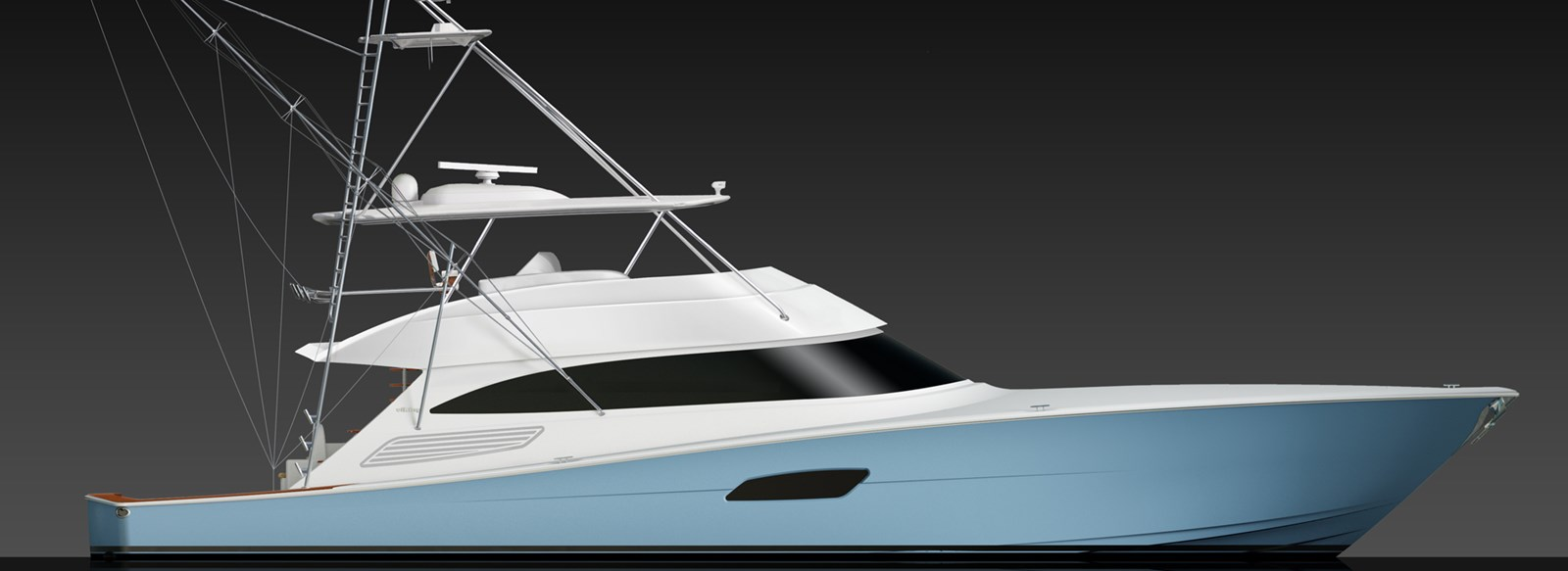 New Viking 92 Convertible Yachts For Sale