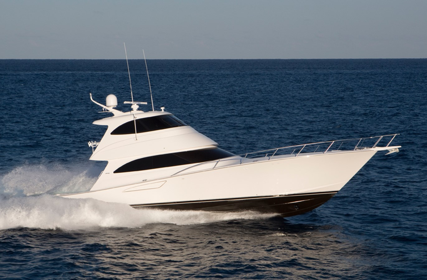 New Viking 62 Enclosed Bridge Yachts For Sale
