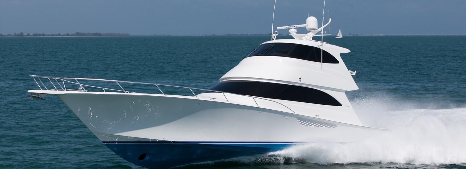 New Viking 66 Enclosed Bridge Yachts For Sale