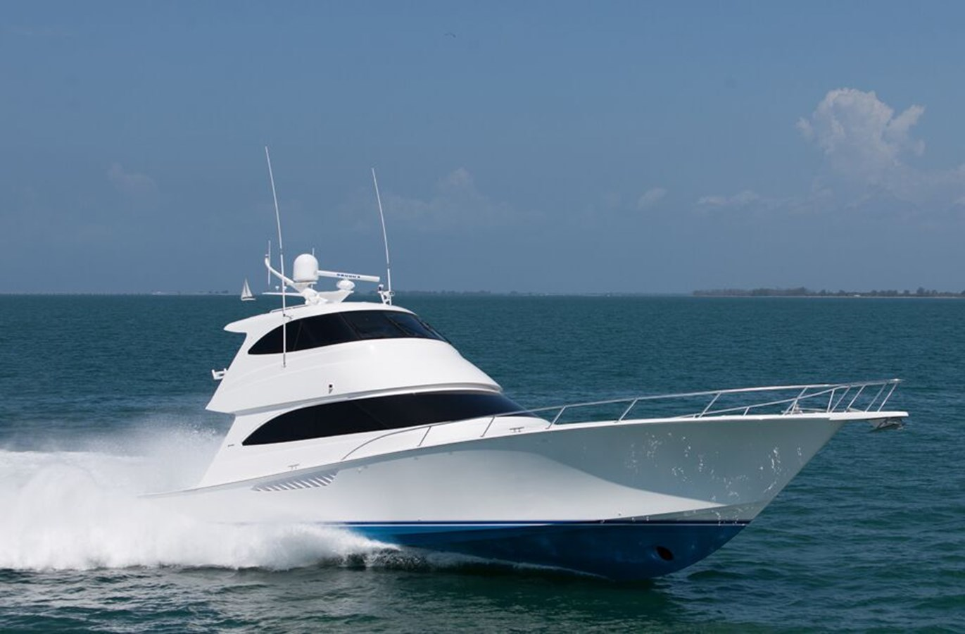 New Viking 66 Enclosed Bridge Yachts For Sale