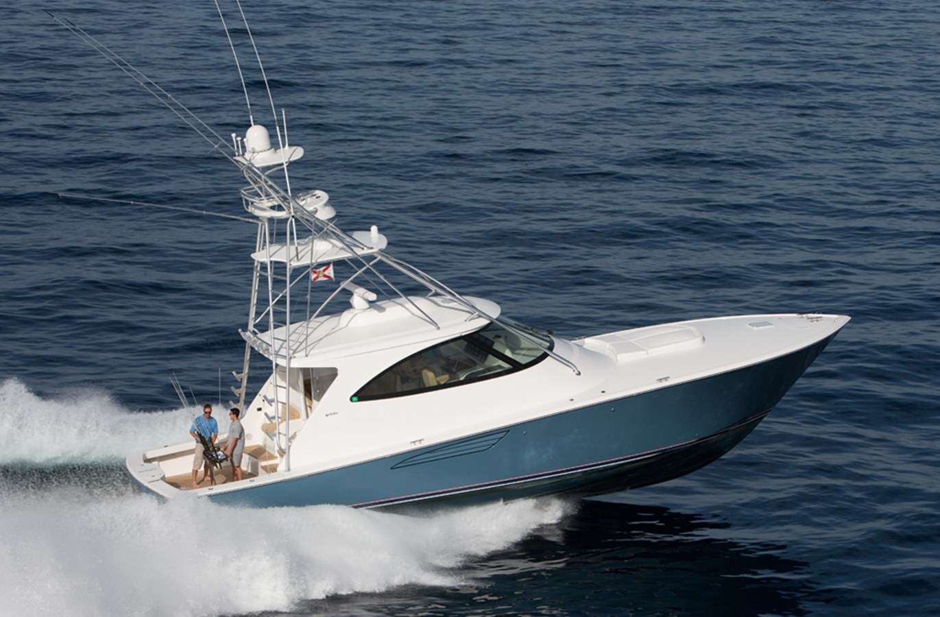 Viking 52 Open yacht