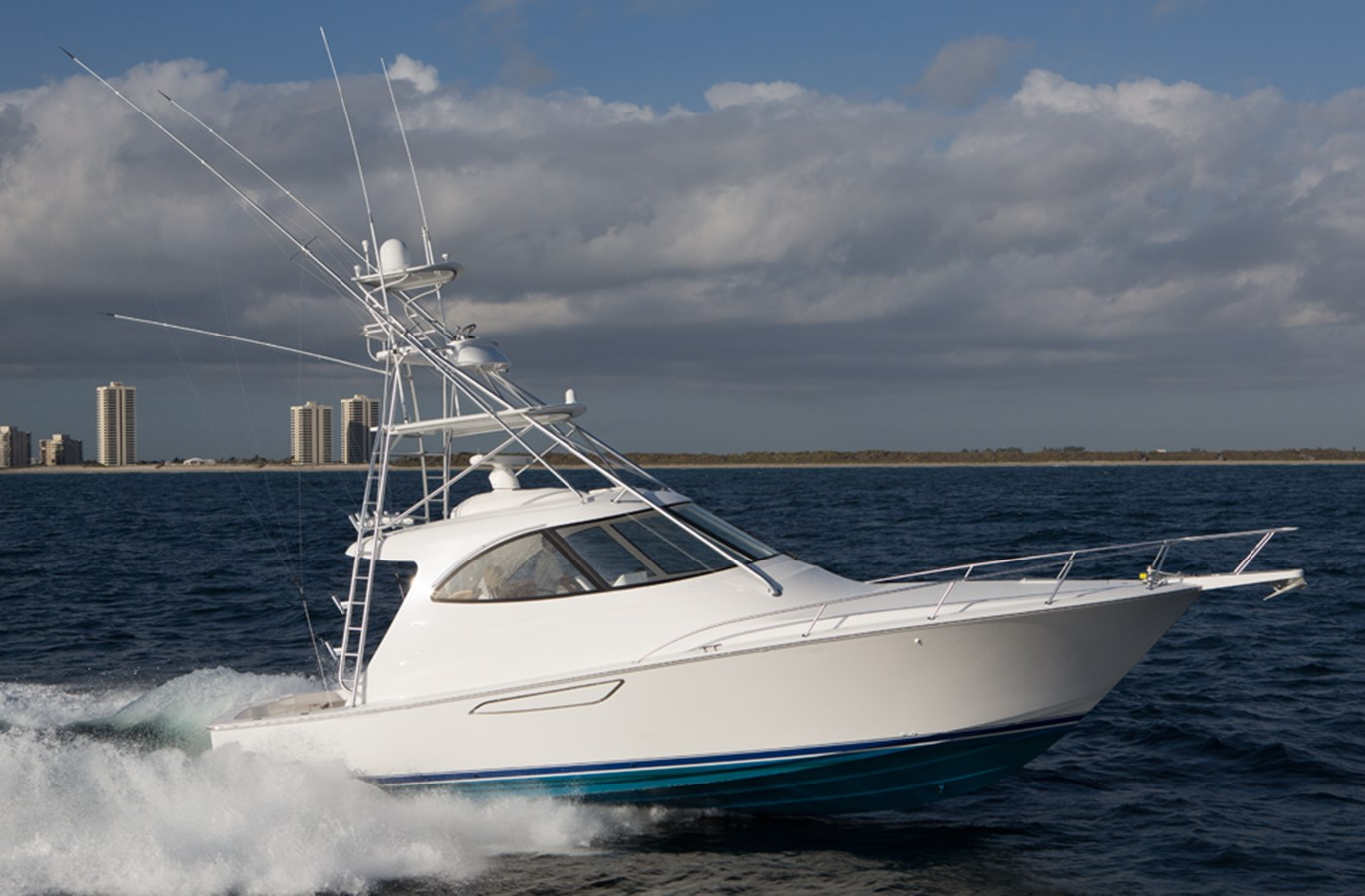 Viking 42 Sport Tower
