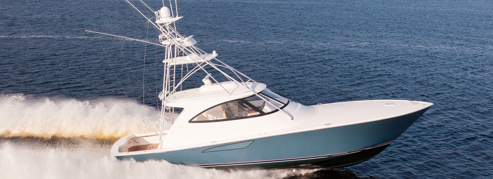 New Viking 52 Sport Tower Yachts For Sale