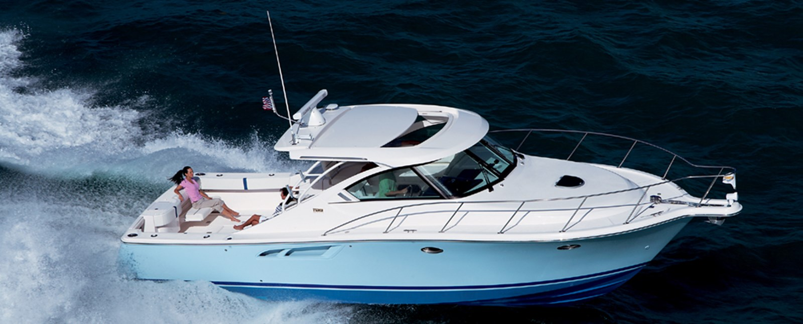 New Tiara 3600 Open Yachts For Sale